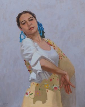 Melissa Hefferlin - Melissa Hefferlin original painting