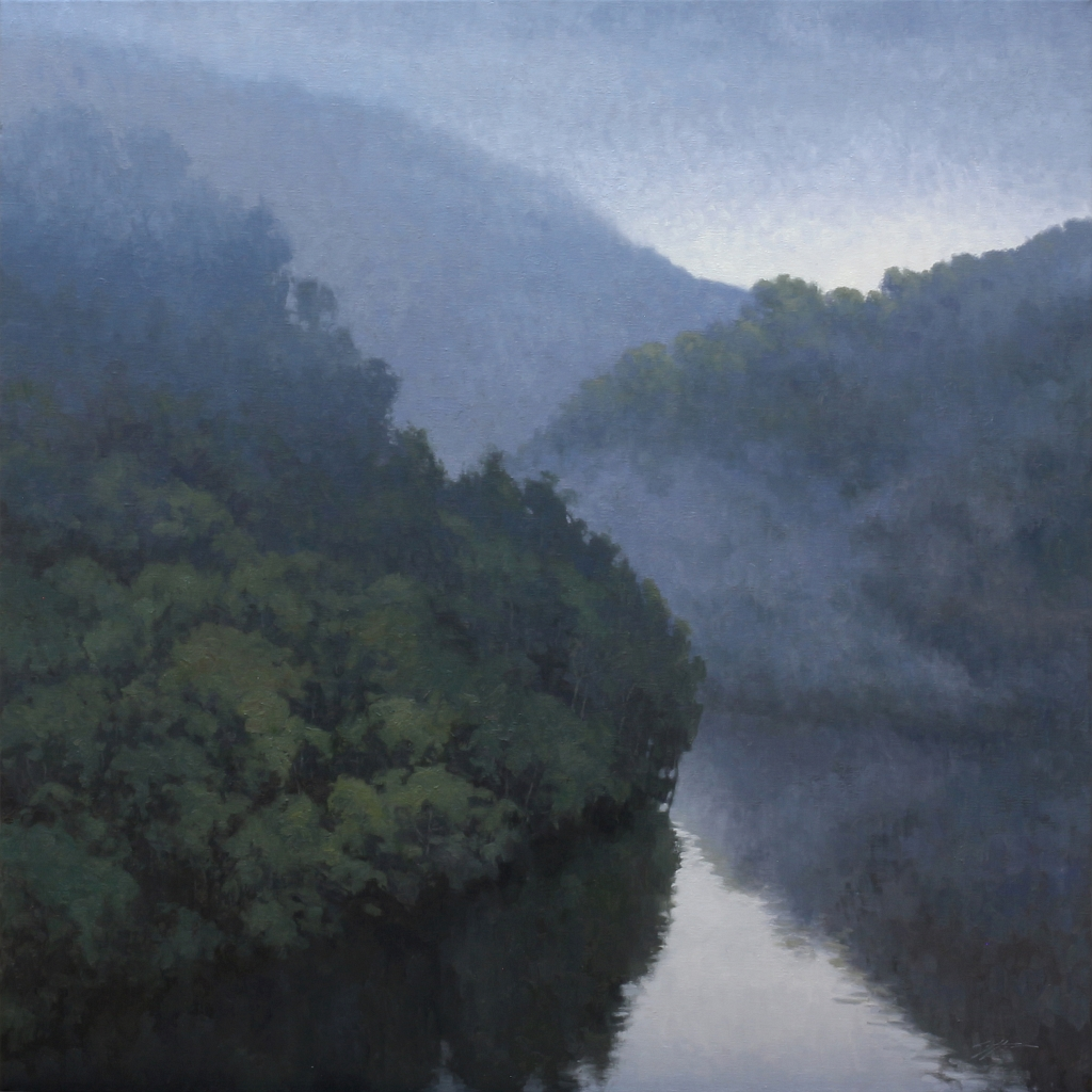 Matthew Cutter - Blue Mist