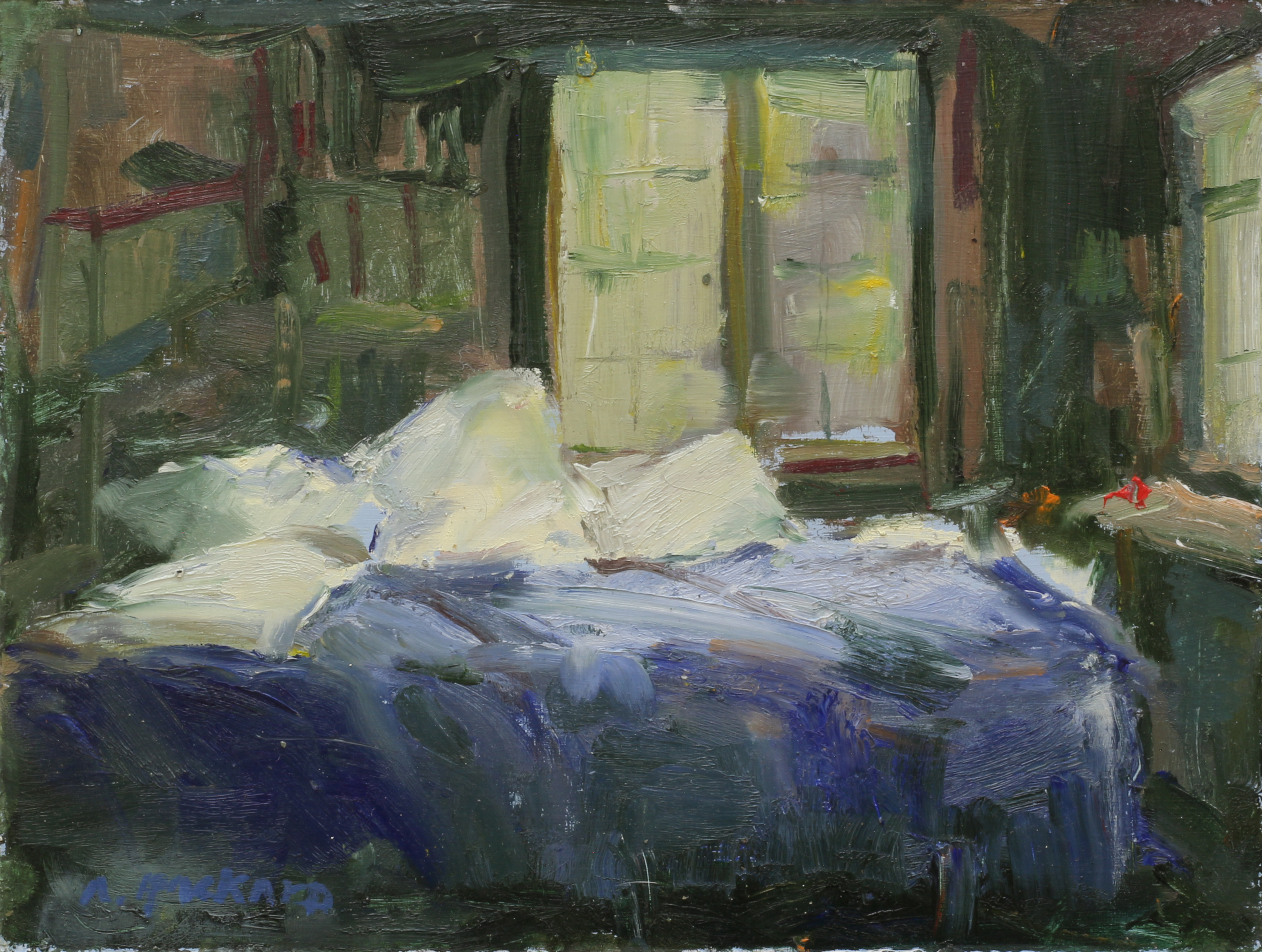 Anne Packard - Blue Mood