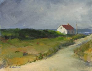 Anne Packard - Cape Retreat