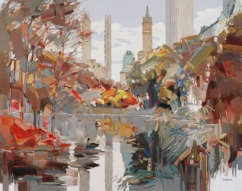 Josef Kote - Central Park, NYC