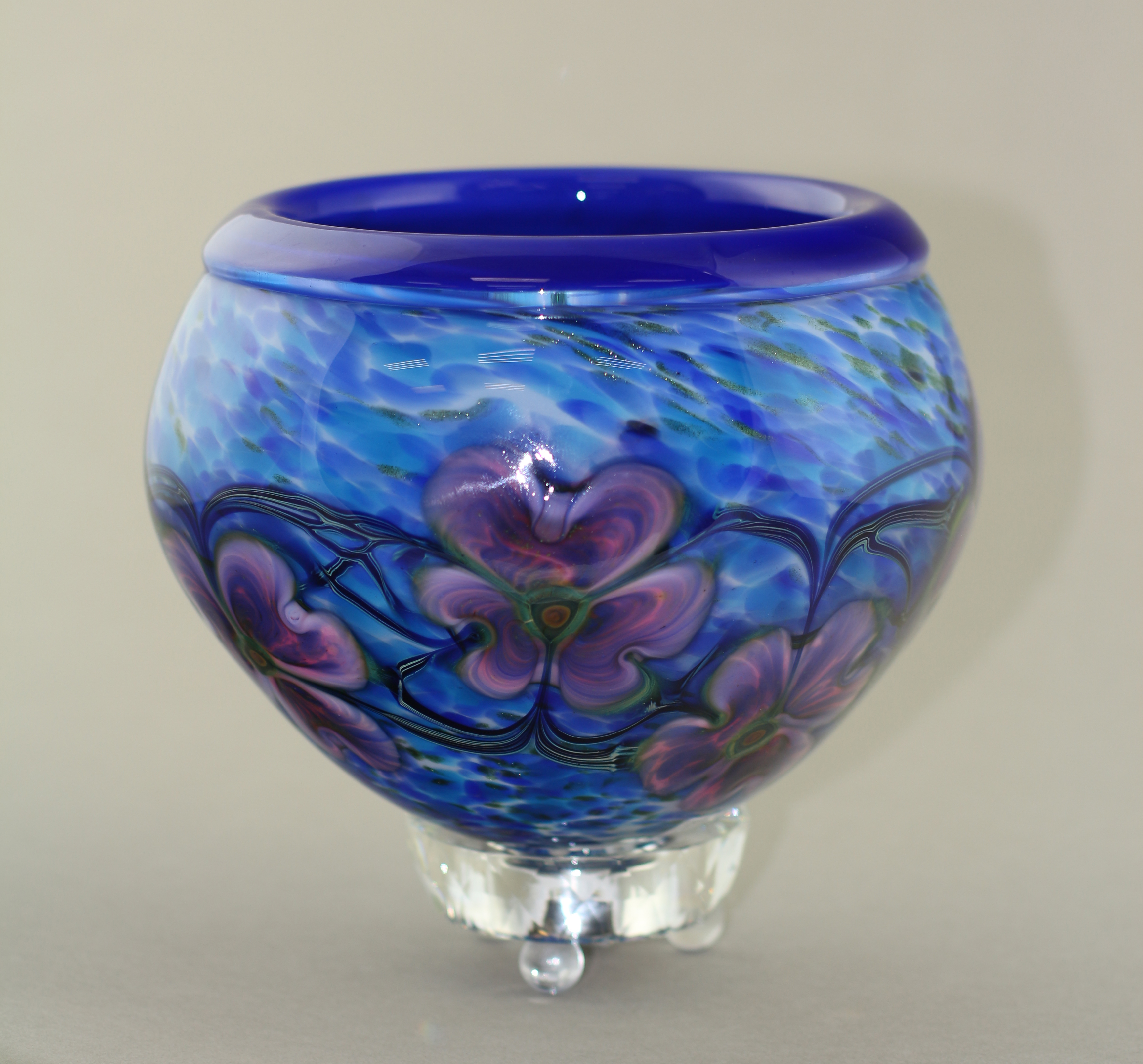 Robert Lagestee Art Glass