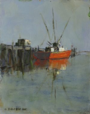Anne Packard - Docked