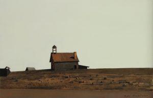 Dean Mitchell - Dry Farmland