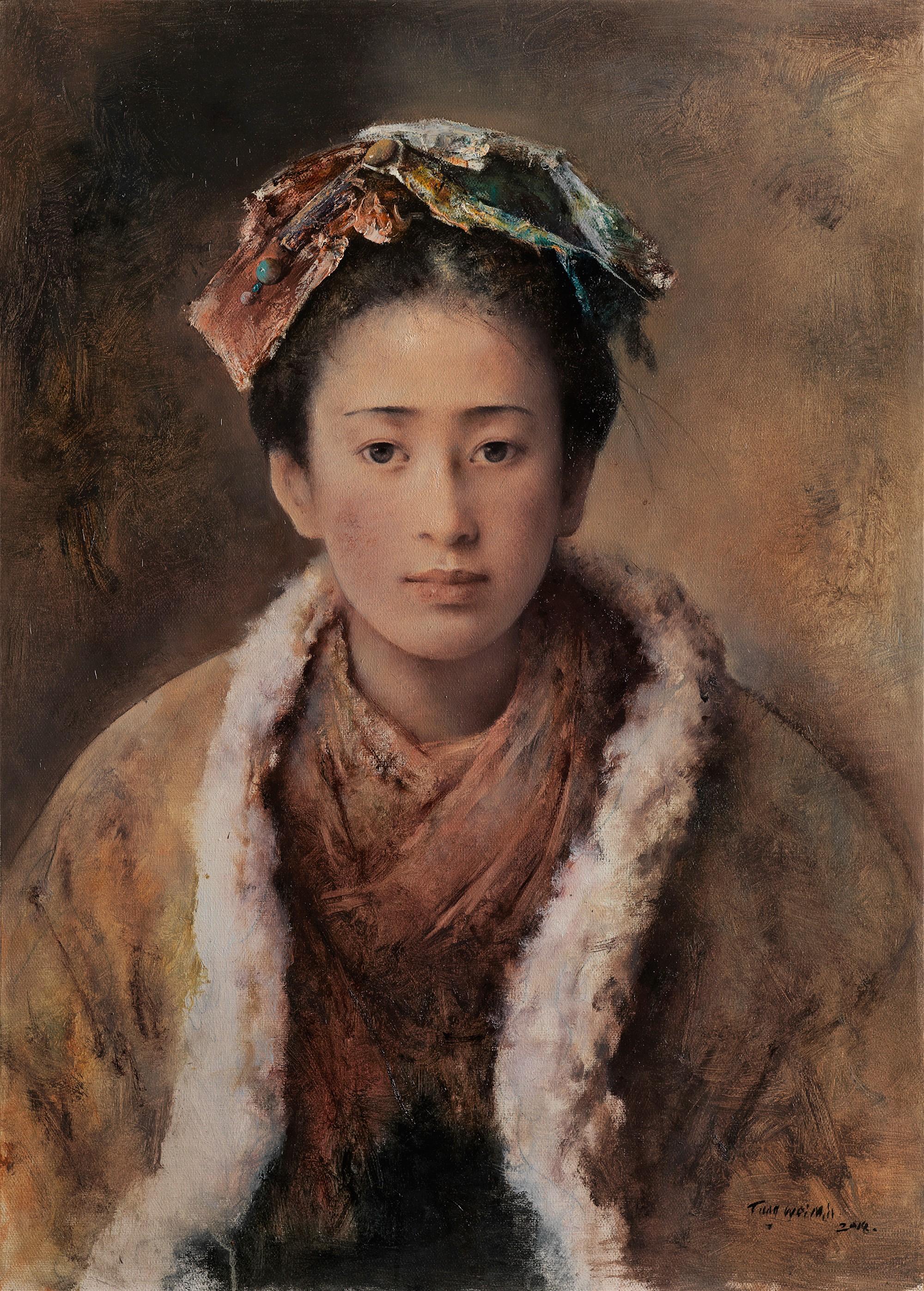 artist Tang Wei Min original