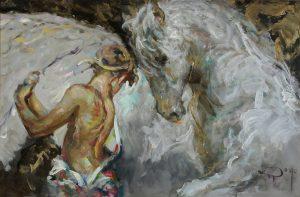 Equus Study VII
