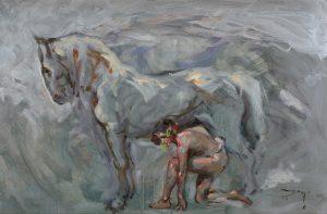 Equus Study VIII