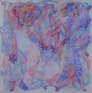Daud Akhriev - Daud Akhriev original painting