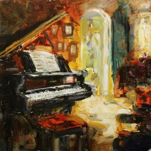 Stephen Shortridge - Music Waits