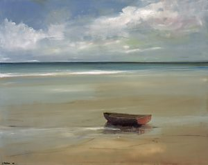 Anne Packard - On the Beach