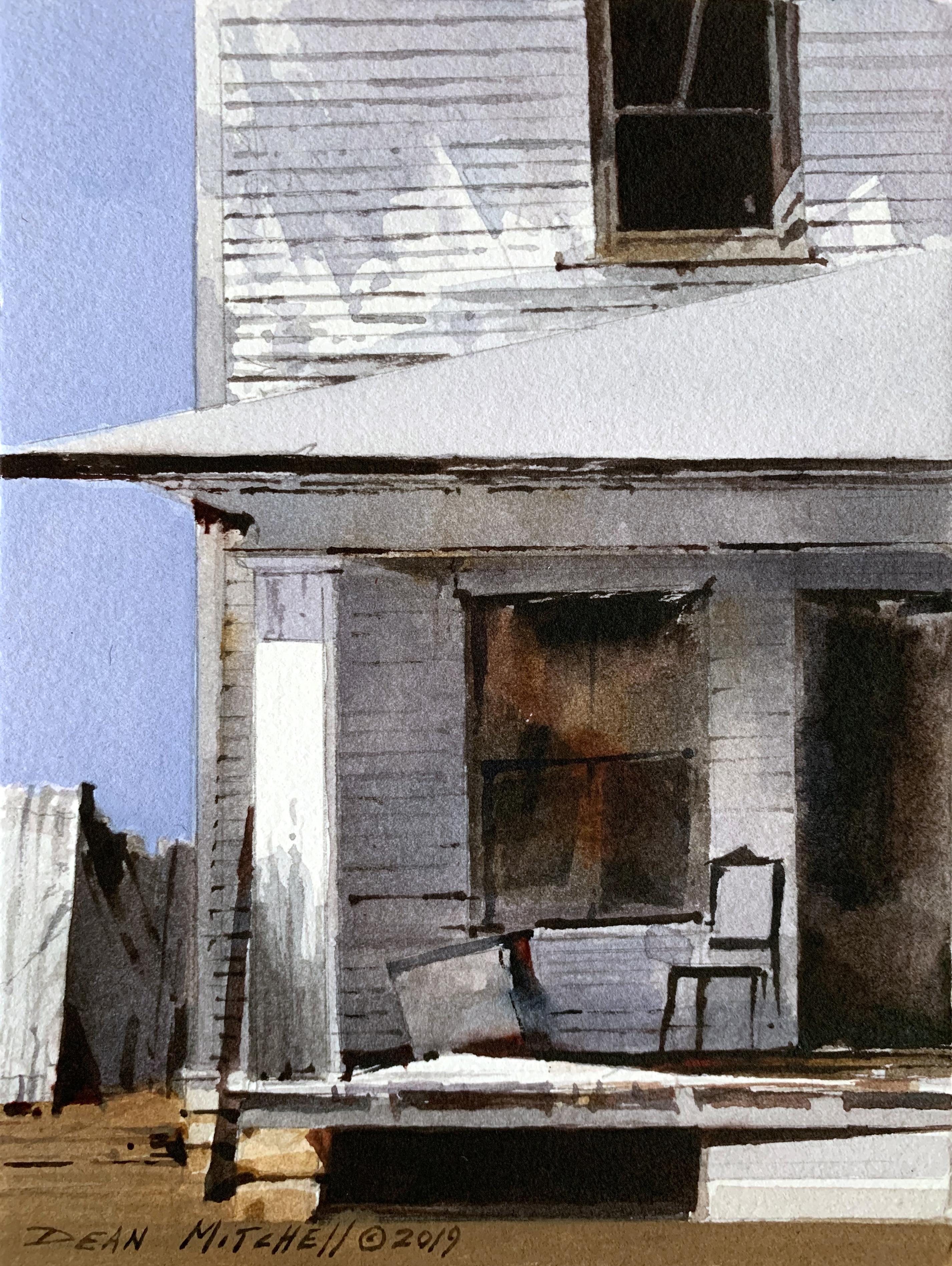 Dean Mitchell - Osage Porch