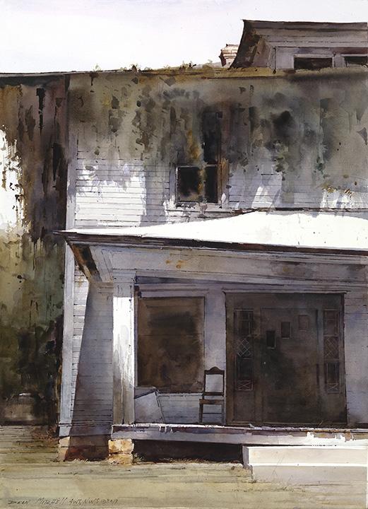 Dean Mitchell - Osage Shadows