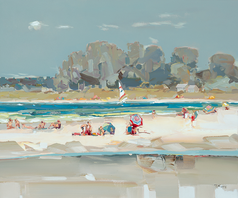 Josef Kote - Peaceful Day