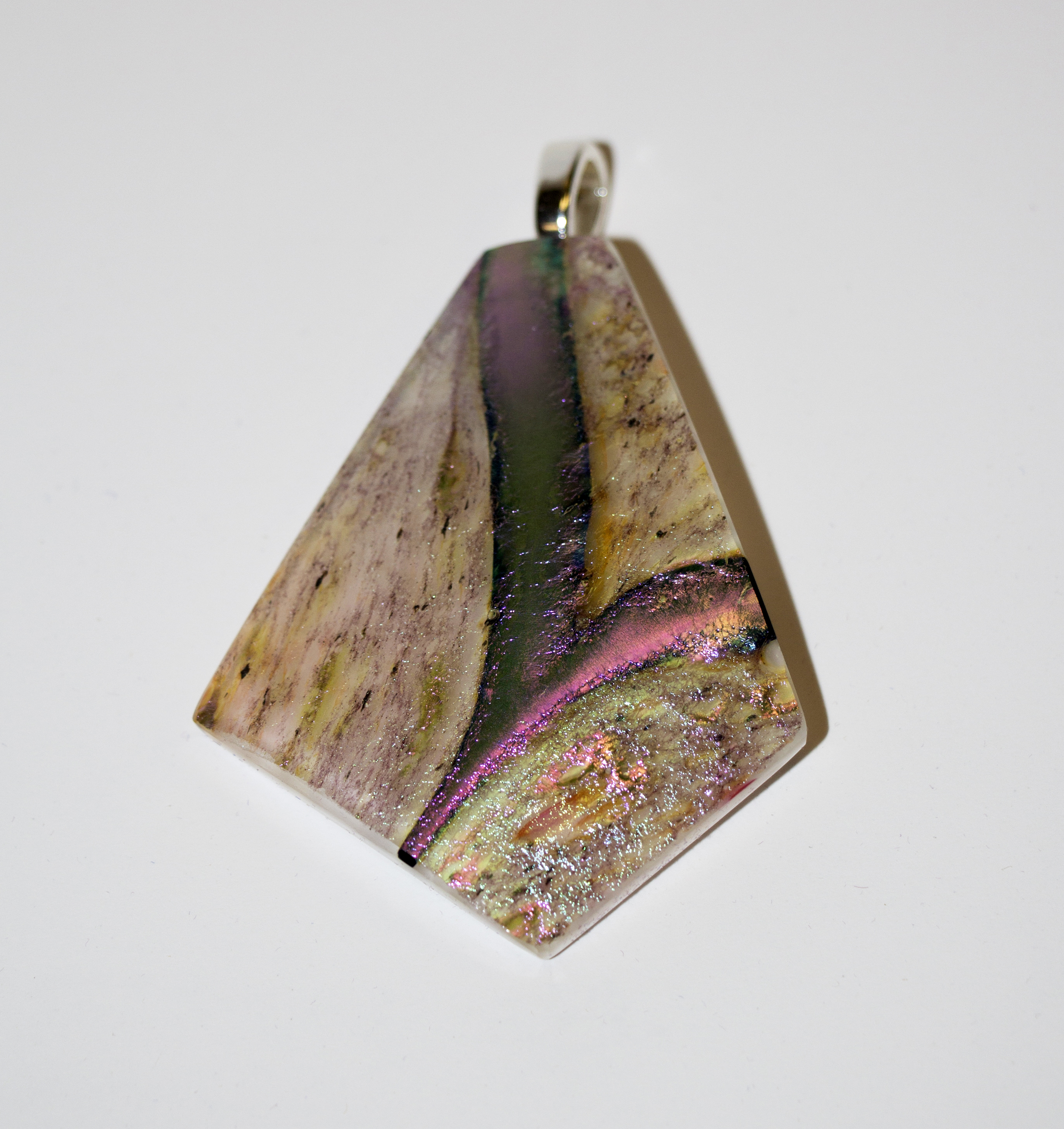 kim lotton glass pendant
