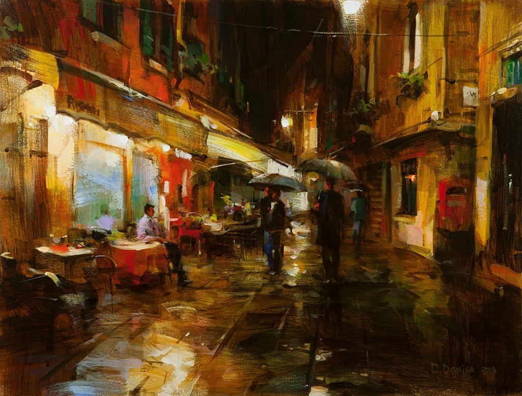 Dmitri Danish - Rain
