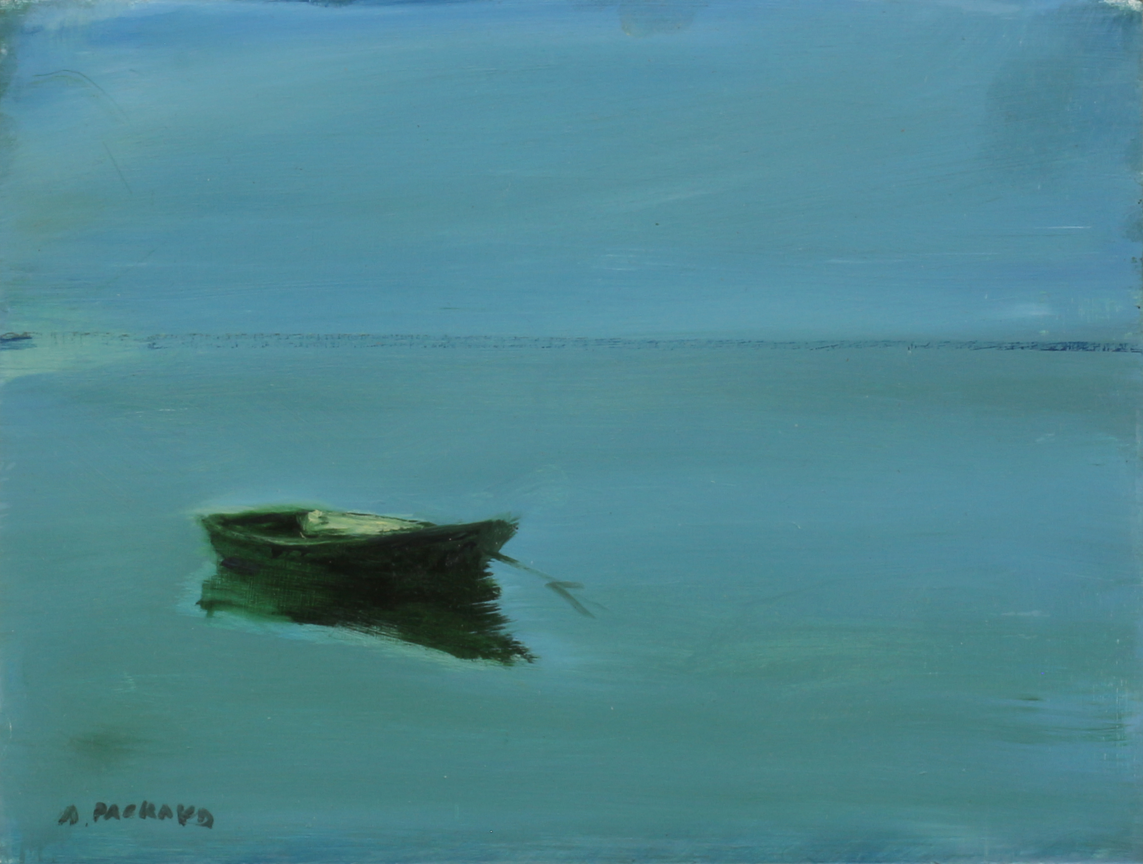 Anne Packard - Reflecting