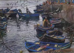 Daud Akhriev - Return to Harbor