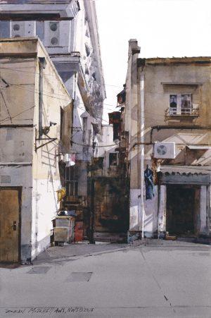 Dean Mitchell - Shanghai Alley