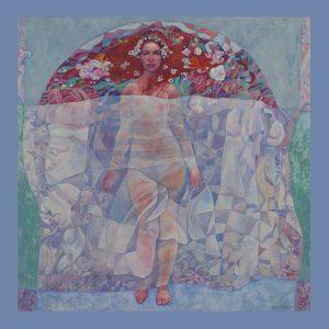 Serithea Silk Scarves - Spring Pearl