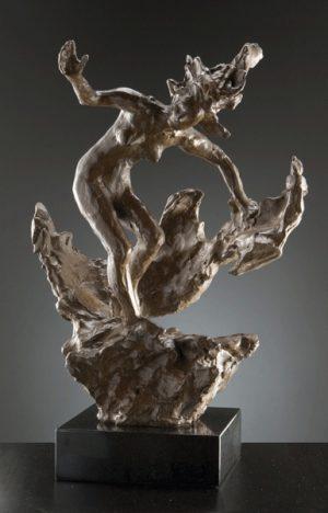 Frederick Hart - Frederick Hart Bronze Sculpture