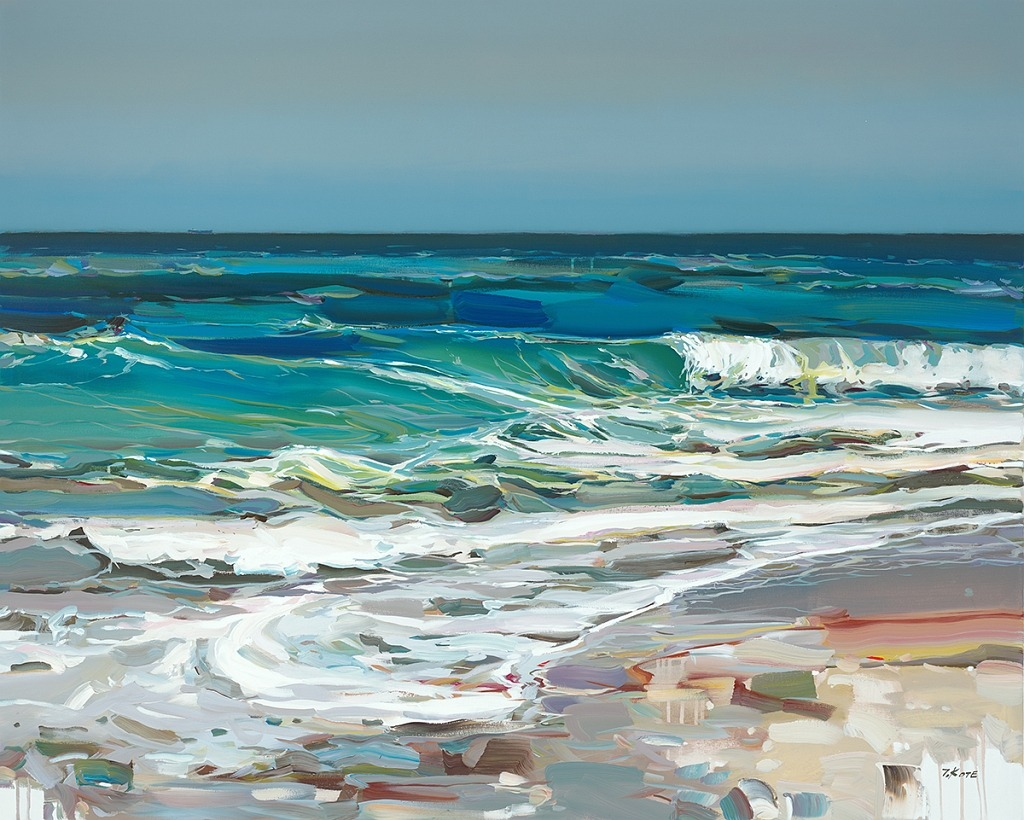 Josef Kote - The Ocean and The Wind