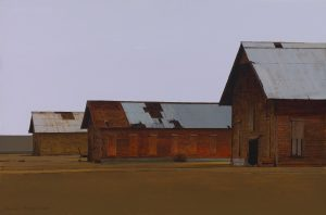 Dean Mitchell - Tobacco Barns