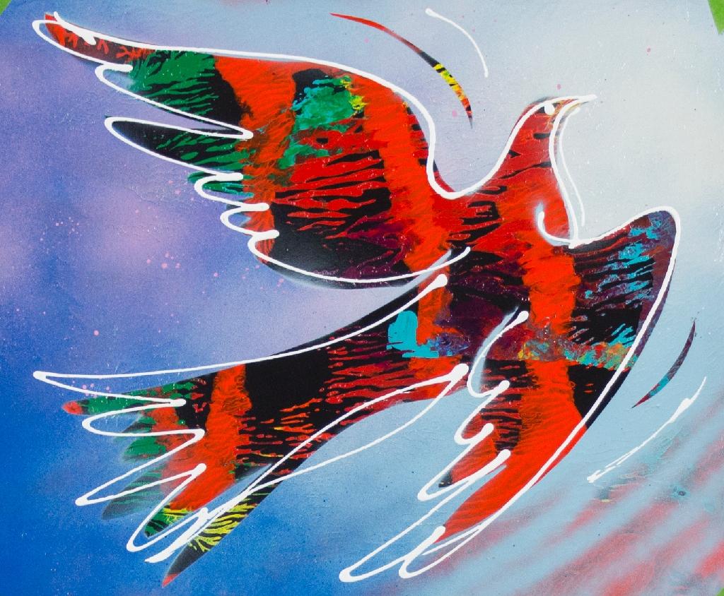 Simon Bull - Wings Of Peace Ii