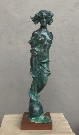 Daud Akhriev - Daud Akhriev sculpture